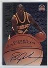 - Bobby Jackson (Basketball Card) 1997 Score Board Autographed Basketball - Signatures - Silver #BOJA