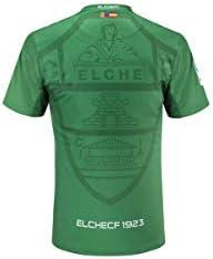 KELME Camiseta 3ª EQUIPACION 18/19 Elche C.F: Amazon.es: Deportes ...