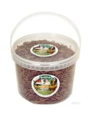 225ml tub of dried mealworms
