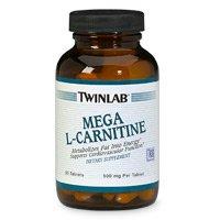 (L Carnitine 500mg, Mega, 90 tab ( Multi-Pack) )
