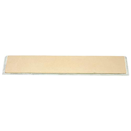 "Kangaroo Leather Strop 6"" x 1"" with Aluminum Mounting for Edge Pro"