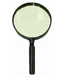 Forum Novelties 7194-WHIT Jumbo Magnifying - Novelty Glasses Oversized