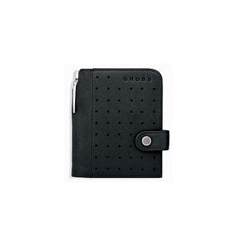 Amazon.com: Cross Autocross Leather Mini Agenda with Pen ...