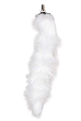 Plush Horse Costumes - Wildlife Tree Plush White Horse Tail
