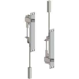 Hager 117107 292D  US32D Automatic Flush Bolt Set For Metal Doors