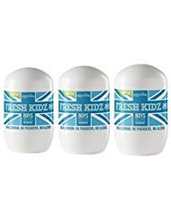 Keep it Kind Fresh Kidz Natural Roll On Deodorant 24 Hour Protection - Boys