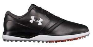 [アンダーアーマー] Performance SL Leather Golf Shoes<br>メンズ Black/Sultry ゴルフシューズ レザー/25.0 [並行輸入品] 26.5 cm  B07KWFFRY3