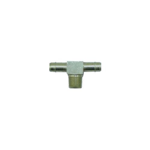 "Price comparison product image Nitrous Express 15234 1 / 8 NPT x 1 / 4"" Hose Barb Tee"