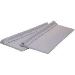 Lumex 6013365 Cushion Ease Side Rail Pads, 17 x 30 - Fits and one half Swing-Down Rail