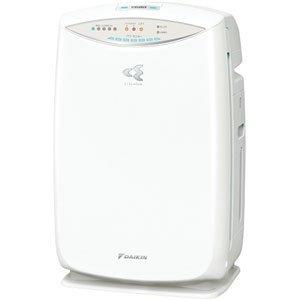 ダイキン PM2.5対応加湿空気清浄機(空清25畳まで/加湿14畳まで ホワイト)DAIKIN 加湿ストリーマ空気清浄機(MCK55Rのオリジナルモデル) MCK55RJ-W B00N9MRY00