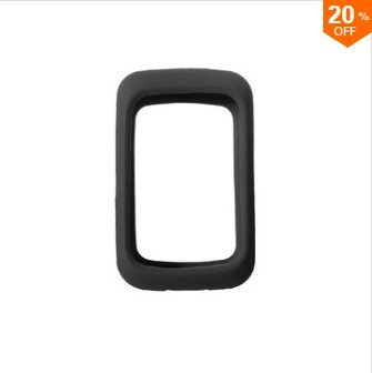 Price comparison product image Hitommy 7x4.8cm Silicone Gel Skin Case Cover Fit Bryton Rider 310 / 310T / 310E / 310C GPS Cycling Computer FS - Black
