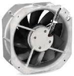 AC Fans Fan AC 225x80mm 115V BL Term IP55 600CFM