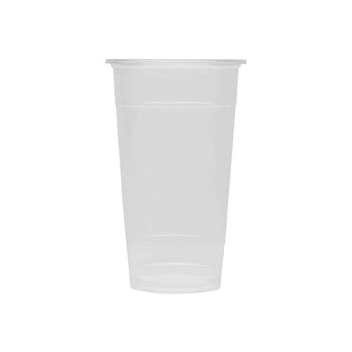 Karat 22oz PP U-Rim Cold Cups (95mm) - Case of 1000 ()