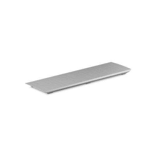 Kohler K-9159 Bellwether Drain Cover for 60'' x 34'' Shower Base, Brushed Nickel