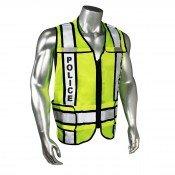 Radians LHV-207-3G Police Safety Vest Black Trim - Medium-X-Large