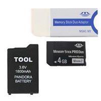 Slim Pandora Battery - 4
