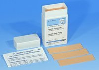 SEOH Analytical Test Strips for the Determination of Flouride Ions and Hydrogen Fl...