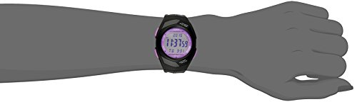 Casio STR300-1C Sports Watch - Black & Pink