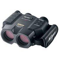 Nikon 7457 StabilEyes 14×40 Image Stabilization Waterproof Binocular with Case, Neck Strap & Batteries
