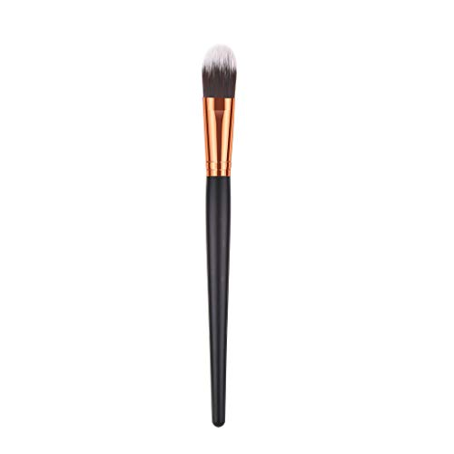 zitan Makeup Brushes1Pieces Professional Makeup Brushes Set Essential Cosmetics Make Up for Face Eye Shadow Eyeliner Foundation Blush Lip Powder Liquid Cream Blending Brushes