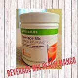 BEVERAGE MIX PEACH MANGO 9.63oz HERBALIFE PROTEIN DRINK MEAL REPLACEMENT