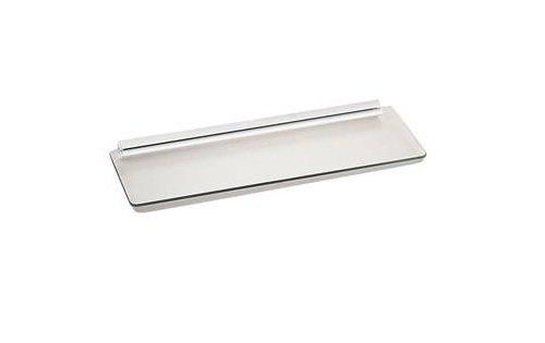 Knape & Vogt 89wh-10824 Glass Shelf Kit, 8