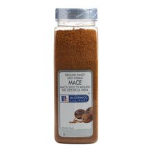 McCormick Ground Mace - 15 oz. container, 6 per case