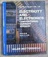 Introduction to Electricity and Electronics, Mottershead, Allen, 0134816234