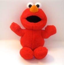 Tyco Tickle Me Elmo Talking 16' Plush Dated 1995