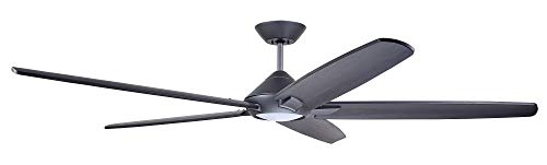 "Emerson CF515CR72GRT 72"" Dorian Eco Ceiling Fan Graphite Emerson"