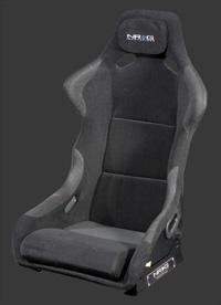 NRG Innovations RSC-310 Carbon Fiber Bucket Seat