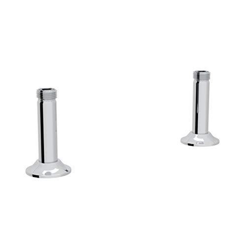 (ROHL U.6794APC-2 Kitchen Faucets, Polished Chrome)