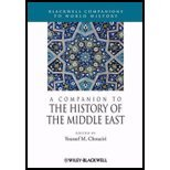 Companion to Accompany History of Middle East (08) by Choueiri, Youssef M [Paperback (2008)]