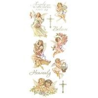 Check expert advices for angel stickers for scrapbooking?