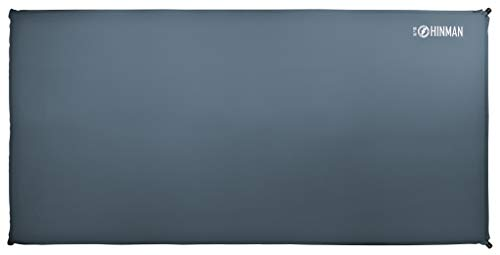 Big Agnes Hinman -5 F Insulated Sleeping Pad, Blue, Double W