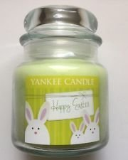 Yankee Candle 14 5 Oz Happy Easter Medium Jar Candle By Yankee Candle Company