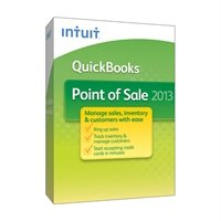 QuickBooks Point of Sale Multi-Store 2013 New User w/ Support