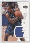 Grant Hill (Basketball Card) 2003-04 UD Glass - Game Gear Jerseys #GG-GH
