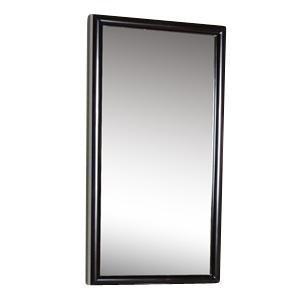 DreamLine DLVMG-15-MH Modern Vanities Vanity Mirror, Mahogany