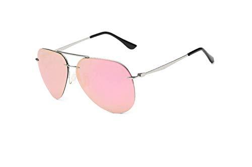 Marea Gafas De Sol Plata Gafas Cara Marco De Personalidad Cereza liwenjun Sol De De Redonda Polvo De Polarizadas Sol Gafas x8fx5qIg