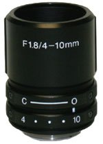 Arecont LENS4-10 CCTV Lens (LENS410) Category: Camera Lenses, Flashes and Accessories