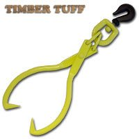 Timber Tuff TMW-02 Swivel Grab Skidding Tongs
