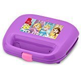 Disney Princess DP-2 2 Waffle Maker, One Size, Purple