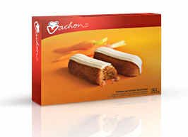 8-vachon Carrot Cakes 255g 789oz ,Made in Montreal Quebec Canada