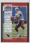 - Kurt Warner (Football Card) 2005 Bowman Chrome - [Base] - Red Refractor #70