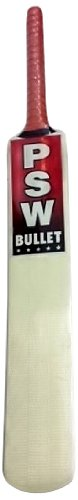 PSW Bullet Cricket Bat for Hard Tennis Ball, Large