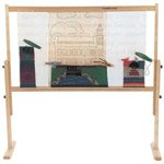 Harrisville Designs F285 48 in. Standing Tapestry Friendly Loom
