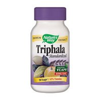Triphala Standardized, 90 Vegicaps by Nature's Way (Pack of 6)