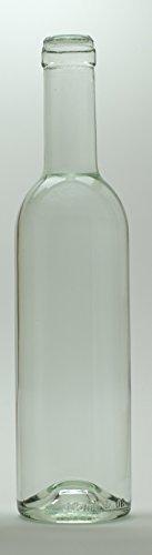 375 ml Clear Semi-Bordeaux Bottles, 24 per case ()