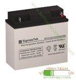 Universal Power Group 85952 Sealed Lead Acid Battery Die Hard Powersport Battery